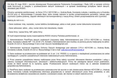 Z.P.U.I. KEYCOM - Instalacje Kraśnik