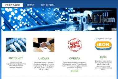 PScom - Internet Sanok