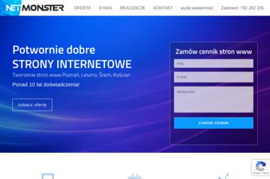 NETMONSTER  Agencja Interaktywna - Agencja interaktywna Kościan