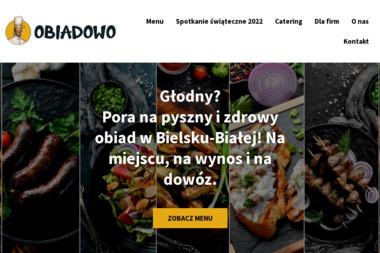 Obiadowo - Catering Świąteczny Bielsko-Biała