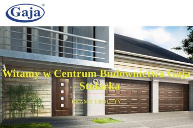 Centrum Budownictwa Gaja Stolarka - Okna Płock