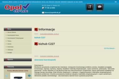 OpolDruk - Leasing Opole