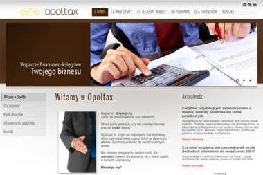 OPOLTAX - Usługi finansowe Namysłów