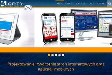 Agencja Reklamowa OPTY - Ulotki A5 Gorzów Wielkopolski