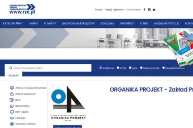 Zakład Projektowo-Usługowy Organika-Projekt Sp. z o.o. - Architekt Nowa Sarzyna