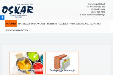 Hurtownia OSKAR - Remonty mieszkań Kraśnik