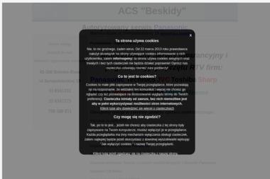 """ACS """"BESKIDY"""" - Naprawa telewizorów Bielsko-Biała"""
