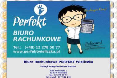 Biuro Rachunkowe PERFEKT Wieliczka - Biuro rachunkowe Wieliczka