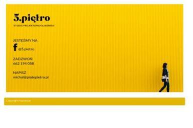5.piętro Studio Projektowania Biznesu - Marketing bezpośredni Pszczyna