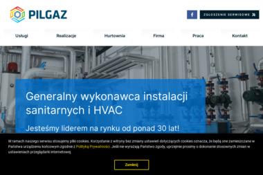 PILGAZ - Instalacje grzewcze Piła