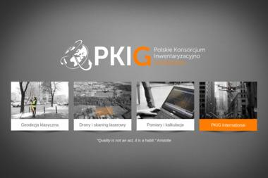 Pracownia Geodezyjna Logiton Łukasz Pękacki - Firma Geodezyjna Zakrzew