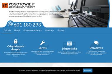 Pogotowie IT - Odzyskiwanie danych Piła