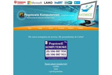 Pogotowie Komputerowe - Serwis komputerowy Katowice