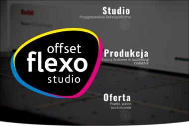 Offset & Flexo Studio Gabriela Przyłucka Lis Tomasz Przyłucki Sławomir Przyłucki - Druk Wielkoformatowy Rzeszów