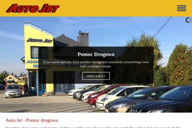 Auto Jet - Wypożyczalnia samochodów Bielsko-Biała