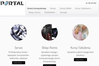 PORTAL - Serwis Komputerowy Kielce