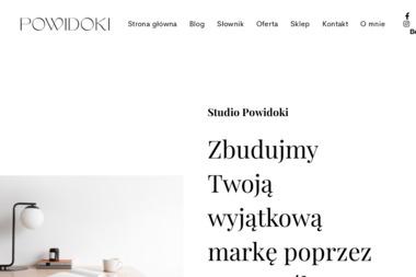 Powidoki Małgorzata Gadula - Projektowanie Wnętrz Rosanów