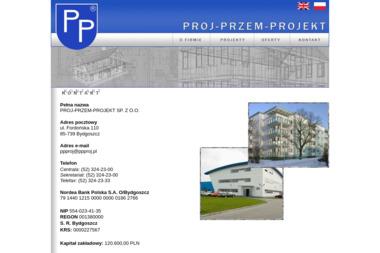 Proj-Przem-Projekt Sp. z o.o. - Projektowanie wnętrz Bydgoszcz