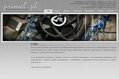 Primel.pl - Grafik komputerowy Śmigiel
