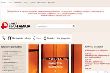 Apteka Pro-Familia - Apteki Rzeszów