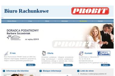 Biuro Rachunkowe PROBIT - Doradca finansowy Kalisz