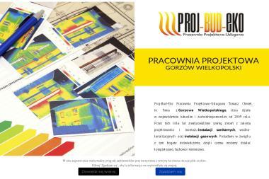 Proj-Bud-Eko  - Projekty Domów Gorzów Wielkopolski