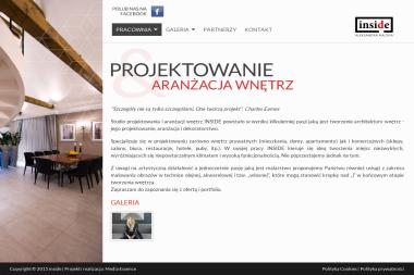 INSIDE Projektowanie i Aranżacja Wnętrz Aleksandra Majtka-Małecka - Projektowanie Wnętrz Kalisz