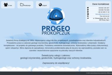 PROGEO - Geologia Inżynierska Nowy Sącz
