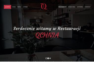 QCHNIA - Branża Gastronomiczna Gliwice