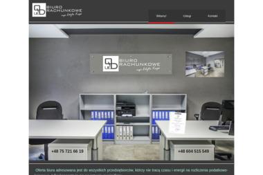 QUED Biuro Rachunkowe - Prowadzenie Ksiąg Rachunkowych Lubań