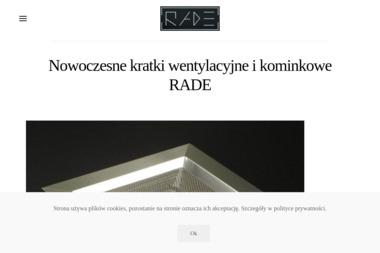 RADE Wentylacja i Kominki - Klimatyzacja Łany