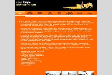 Usługi dźwigowe i ratownictwo drogowe - Krótkoterminowy wynajem wózków widłowych Ksawerów