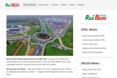 REG BENZ - Wypożyczalnia Samochodów Mielec