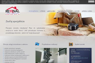 Zakład remontowo-budowlany REMNAL - Firma remontowa Piekary Śląskie