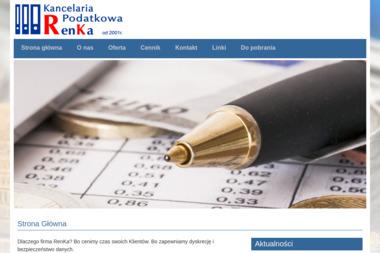 RenKa Biuro Rachunkowe - Usługi Księgowe Kozienice