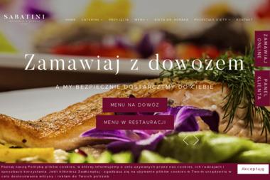 Restauracja SABATINI - Catering dla firm Rzeszów