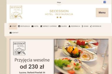 Secession Hotel - Catering Łęczna