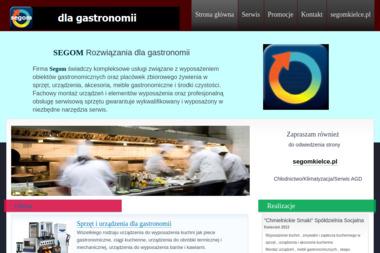 Segom - Naprawa Drobnego Sprzętu agd Kielce