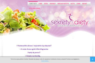 Poradnia Dietetyczna Sekrety Diety - Dietetyk Olsztyn