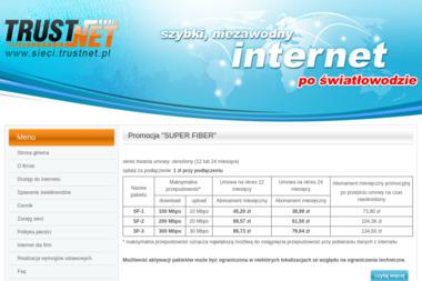 TRUSTNET - Internet Częstochowa