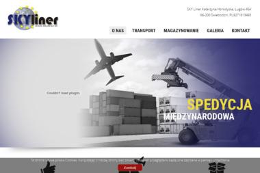 SKY Liner - Firma Transportowa Świebodzin