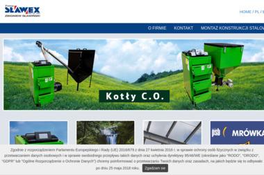 Firma SŁAWEX - Murowanie ścian Tomaszów Lubelski