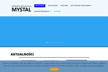 Spółdzielnia Mieszkaniowa Mystal - Biuro rachunkowe Myszków