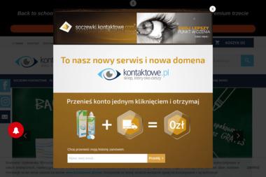 Soczewki.kontaktowe.com - Okulary i soczewki Nadolice Wielkie