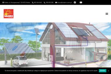 Przedsiębiorstwo Wielobranżowe Solarix-2 - Solary do Ogrzewania Wody Kielce