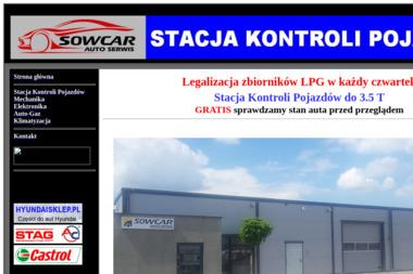 Sowcar - Elektryk samochodowy Sieradz