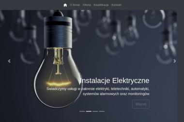 Usługi Elektryczne Alfred Spałek - Projektant instalacji elektrycznych Strzeleczki