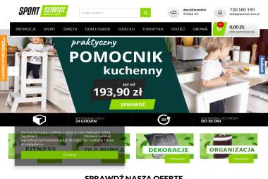 Sport Service Tomasz Szprengier - Producent Odzieży Damskiej Gdów