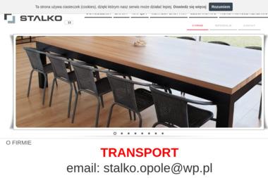 STALKO Sp. z o.o. - Przęsła Ogrodzeniowe Kute Opole