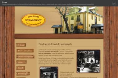 STOLARNIA NOWAKOWSCY - Okna PCV Mosina